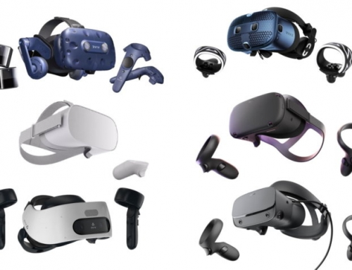 Top 5 Virtual Reality Headsets for Business