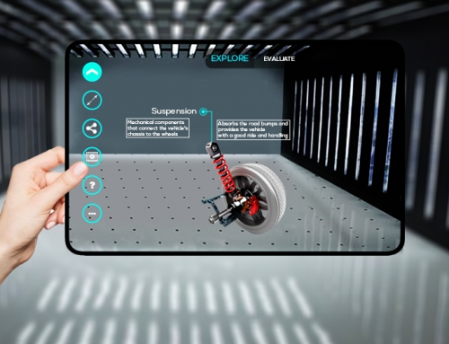 AR Product Demonstration