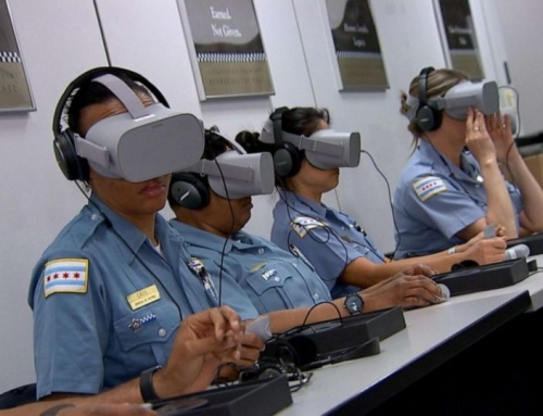 The Dawn of Virtual Reality for Training